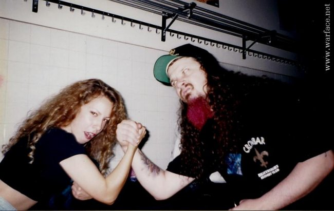 Laura Christine and Dimebag Darrell